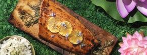 Citrus Marinated Salmon