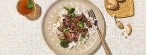 Spicy Beef & Broccoli Stir-Fry