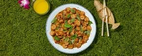 Thai Coconut Shrimp Stir-Fry