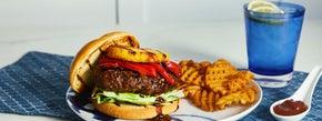 Island Teriyaki Burger