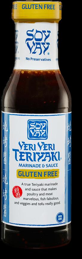 Veri Veri Gluten-Free Marinade & Sauce