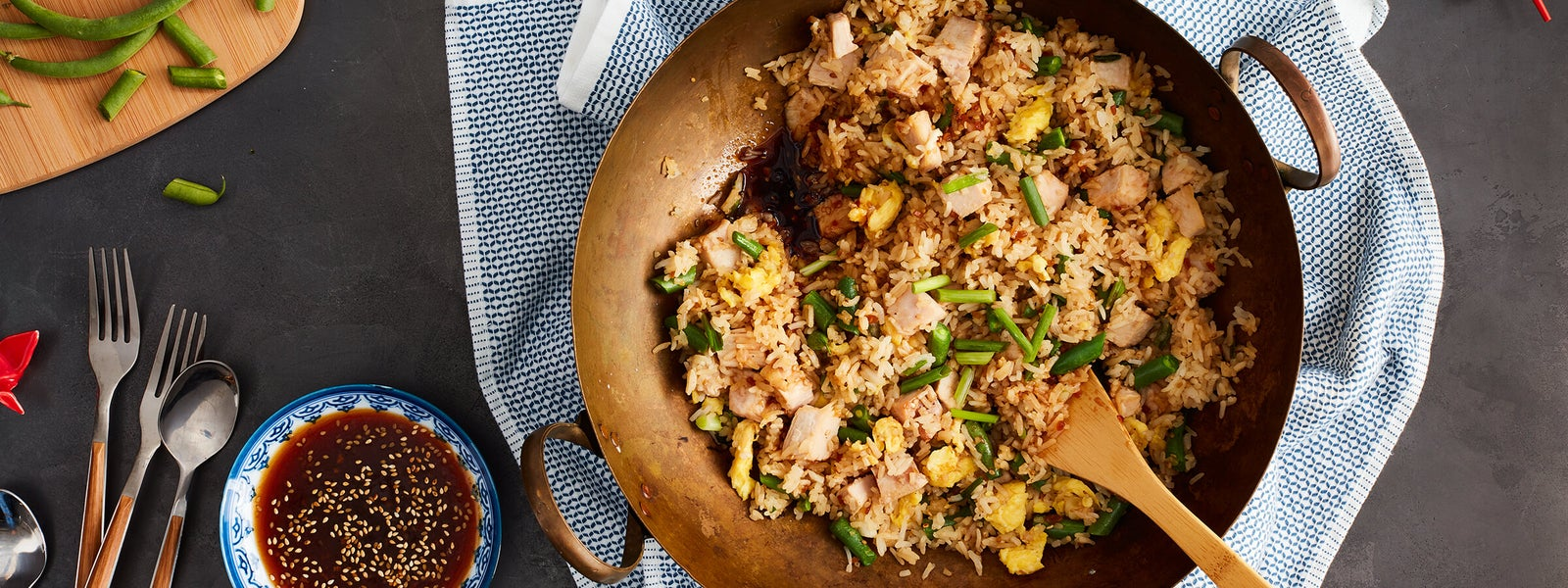 Thanksgiving Fried Rice
